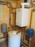 Kotłownia gazowa kondensacyjna Nowy Targ 2020-03