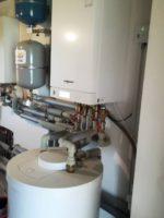 Kotłownia gazowa kondensacyjna Rogoźnik 2019-02