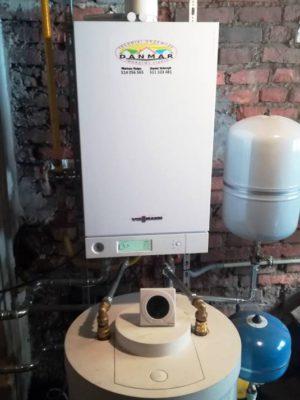 Kotłownia gazowa kondensacyjna Zakopane 2020-01