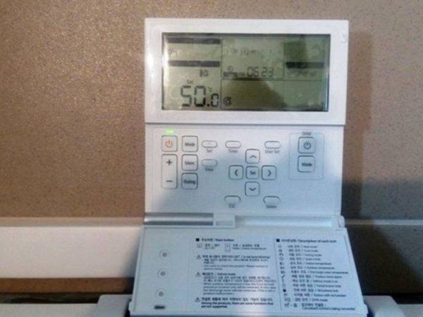 Pompa ciepła powietrze woda–Zakopane VI 2018-07
