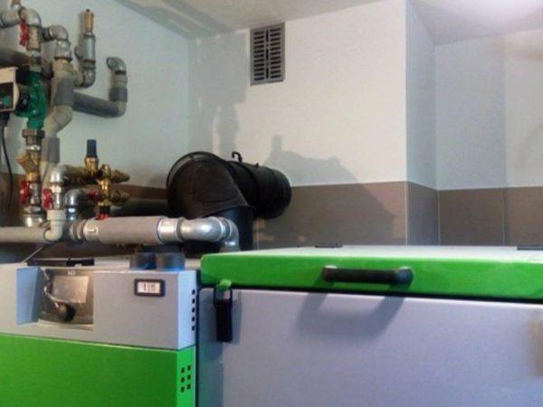 Pompa ciepła powietrze woda–Zakopane VI 2018-08