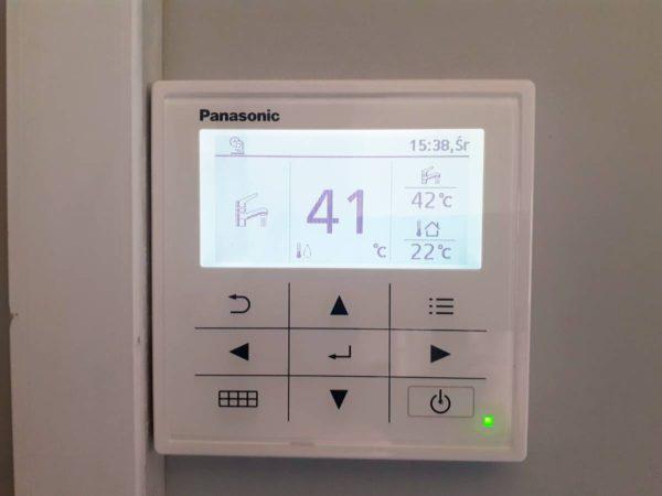 Pompa ciepła powietrze-woda – Raba Niżna 2019-011