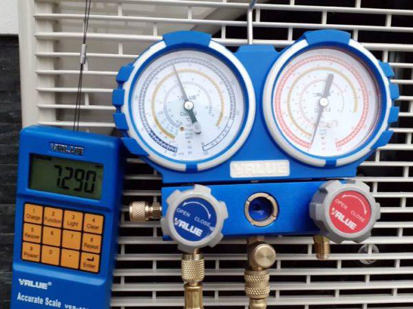 Pompa ciepła powietrze- woda Split Nowa Biała 2019-03-010