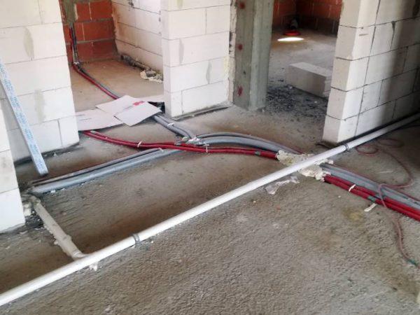 Pompa ciepła powietrze- woda Split Nowa Biała 2019-03-018
