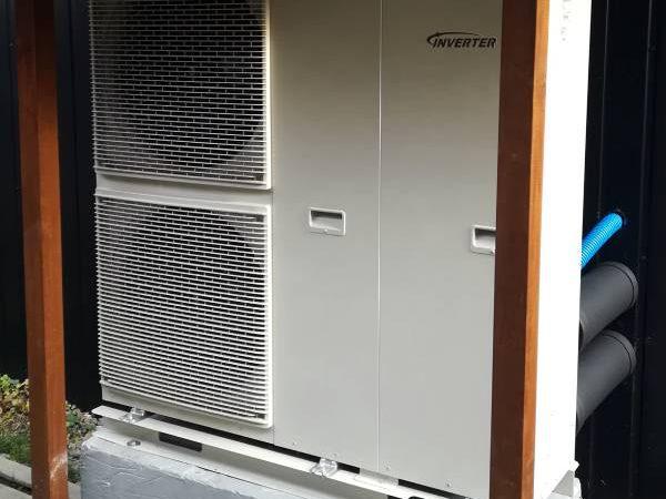 Pompa ciepła powietrze-woda Waksmund 2019 –03