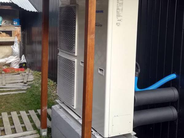 Pompa ciepła powietrze-woda Waksmund 2019 –04