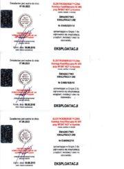 Uprawnienia SEP E - grupa 1, 2 i 3