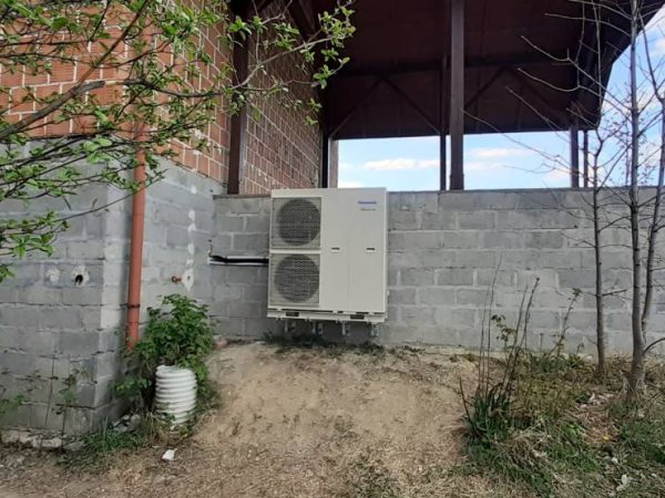 Pompa ciepła Przyszowa-N.Sacz