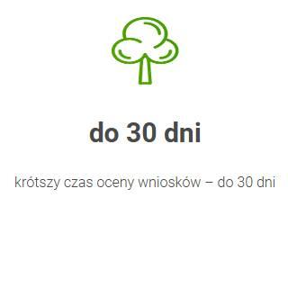 czyste powietrze  do 30 dni