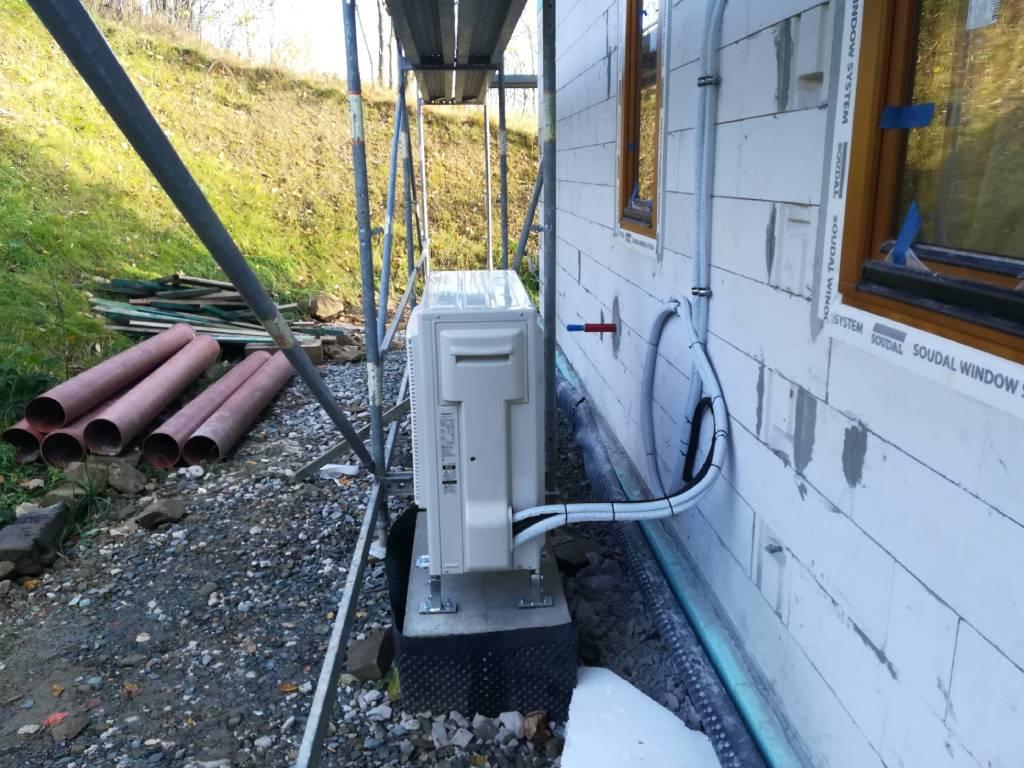 DANMAR-Pompa ciepła powietrze-woda Split – Lipnica Wielka Kiczory 2020 (12)