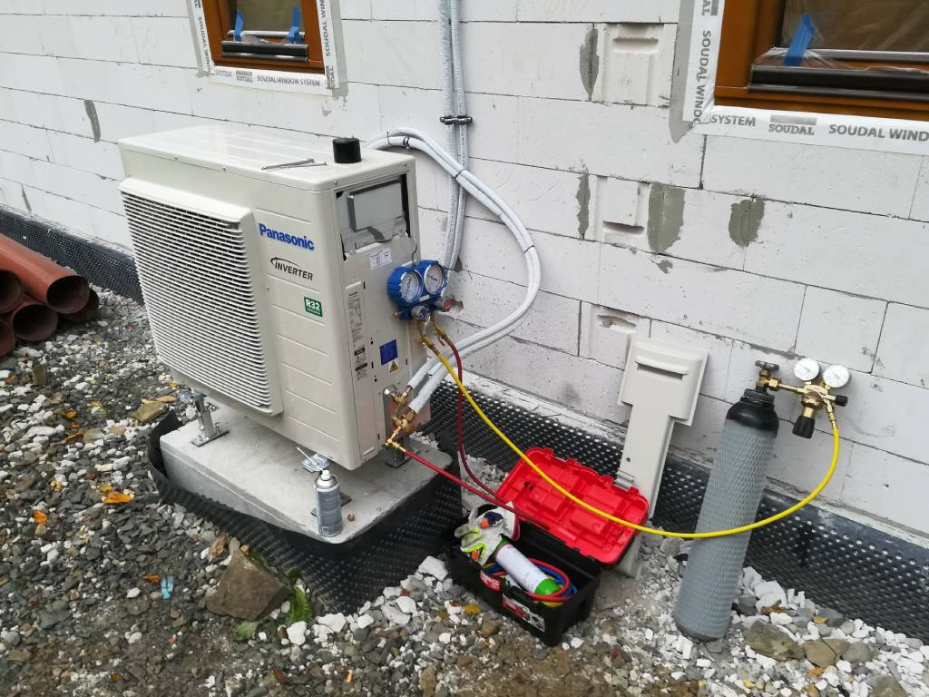 DANMAR-Pompa ciepła powietrze-woda Split – Lipnica Wielka Kiczory 2020 (8)