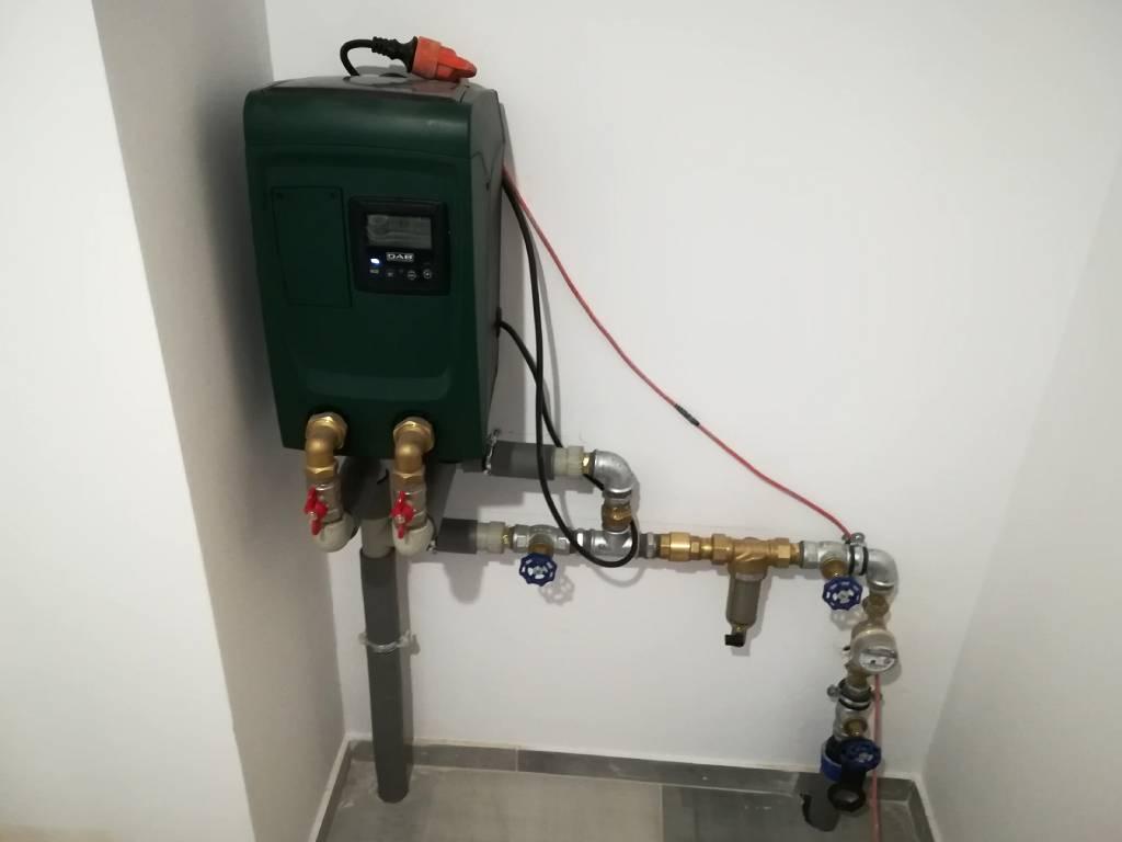 DANMAR-Pompa ciepła powietrze-woda Split – Lipnica Wielka Kiczory 2020 (9)