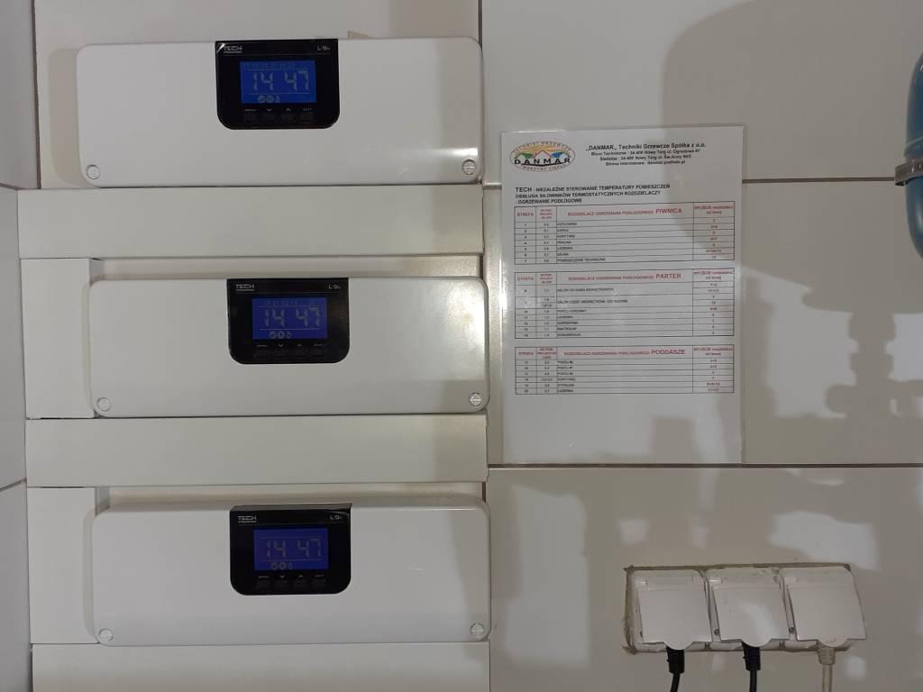 DANMAR-Pompa ciepła powietrze-woda w wersji Split 11 kW – I Dębno 2020 (21)