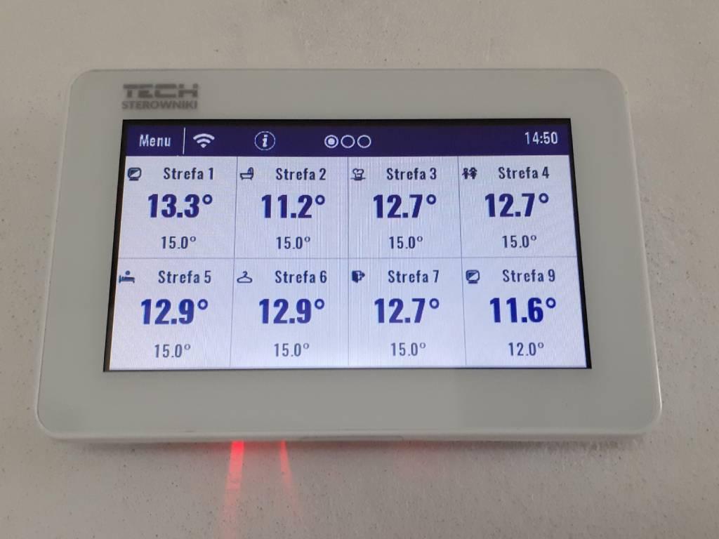 DANMAR-Pompa ciepła powietrze-woda w wersji Split 11 kW – I Dębno 2020 (24)