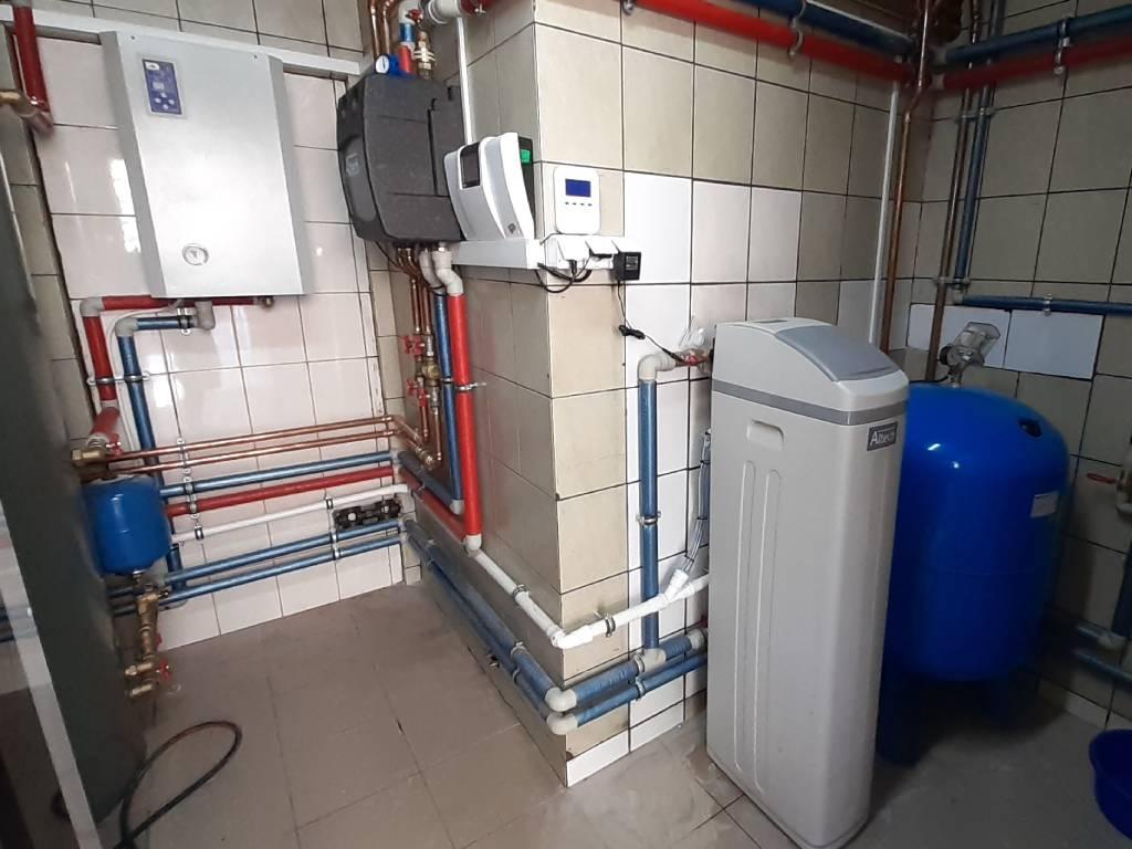DANMAR-Pompa ciepła powietrze-woda w wersji Split 16 kW - Rzepiska 2020 (3)