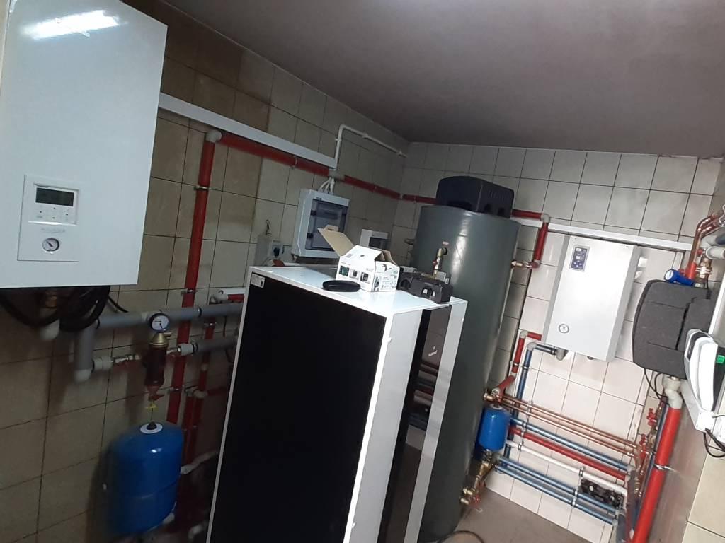 DANMAR-Pompa ciepła powietrze-woda w wersji Split 16 kW - Rzepiska 2020 (4)